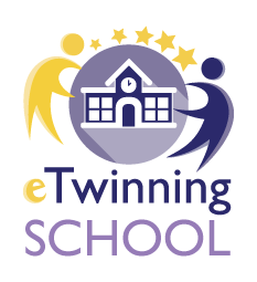 Logo Label eTwinning School 2018-2019